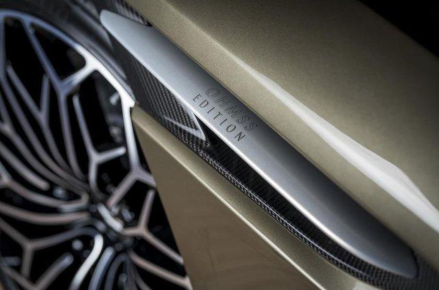 Ексклюзивне авто Джеймса Бонда: Aston Martin показав DBS Superleggera - фото 329465