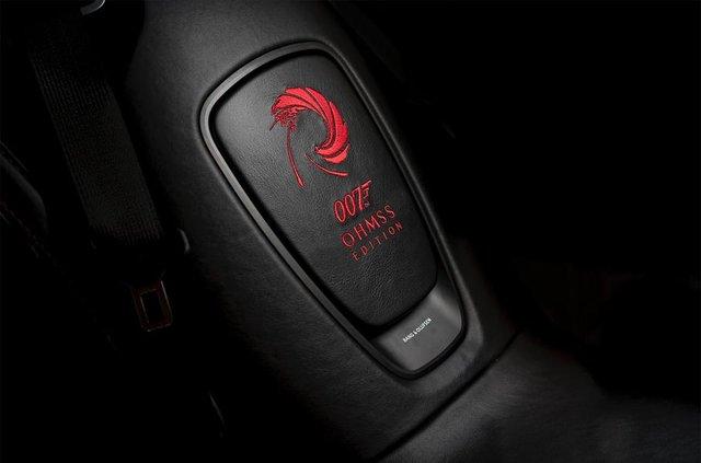 Ексклюзивне авто Джеймса Бонда: Aston Martin показав DBS Superleggera - фото 329467
