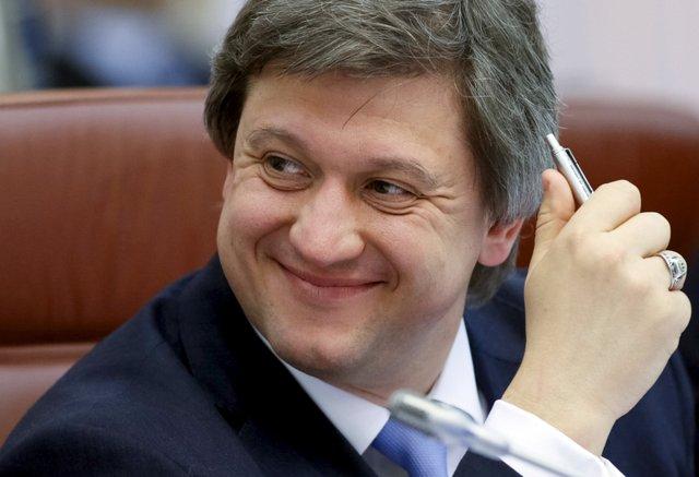 Олександр Данилюк був міністром фінансів - фото 329540