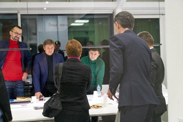 Данилюк долучився до команди Володимира Зеленського - фото 329546