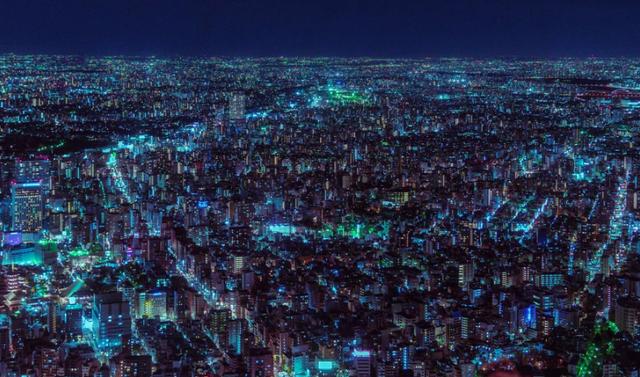 Токіо на долоні: захопливі фото з найвищих будівель міста - фото 329782