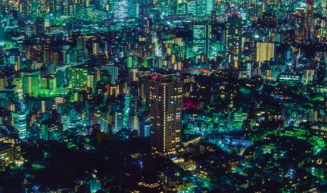 Токіо на долоні: захопливі фото з найвищих будівель міста - фото 329785