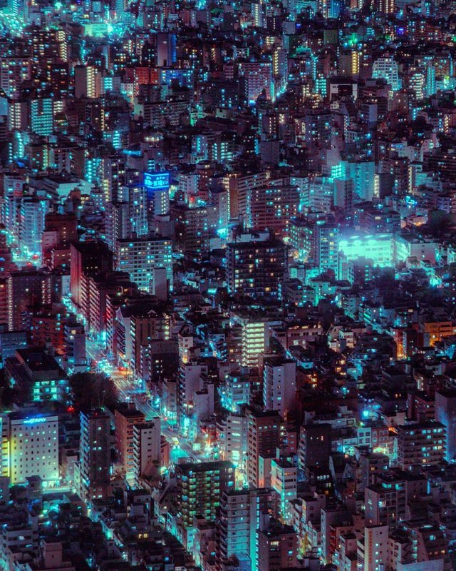 Токіо на долоні: захопливі фото з найвищих будівель міста - фото 329787