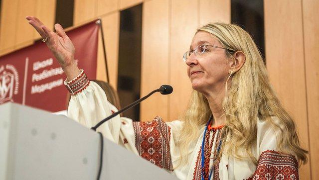 Супрун сподівається, що Зеленський підтримуватиме медреформу в Україні - фото 329938