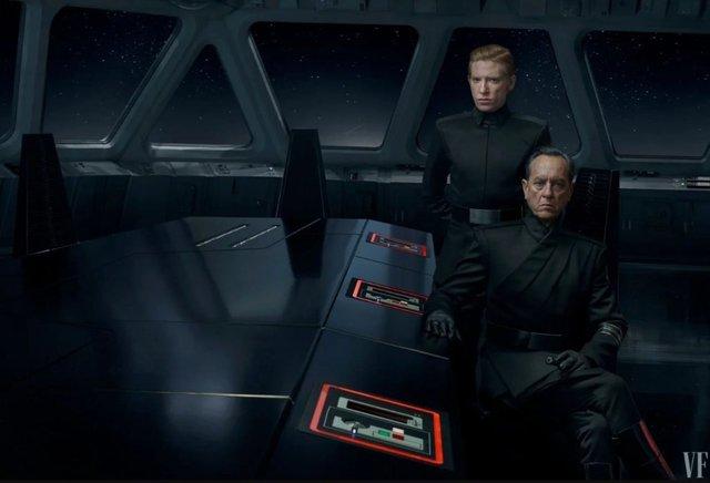 У мережі показали знімальний процес нових Зоряних воєн - фото 329946