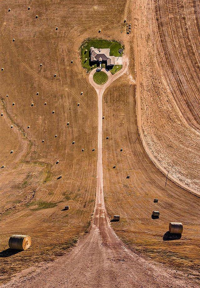 Панорамні знімки з дрона в незвичайному форматі - фото 329980