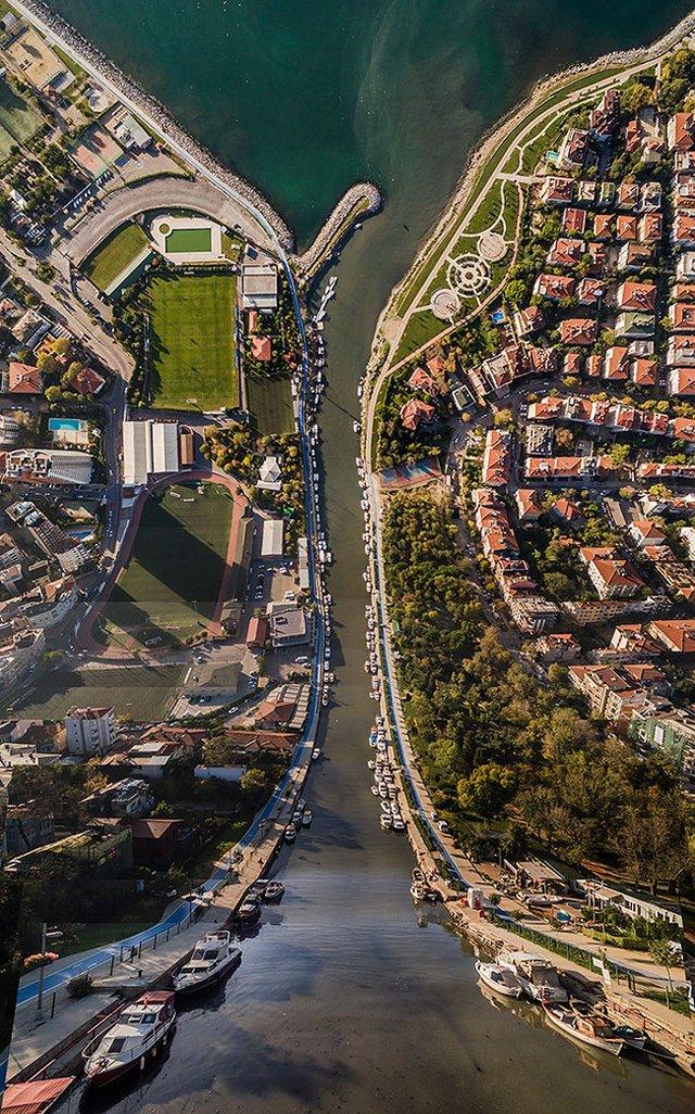 Панорамні знімки з дрона в незвичайному форматі - фото 329981