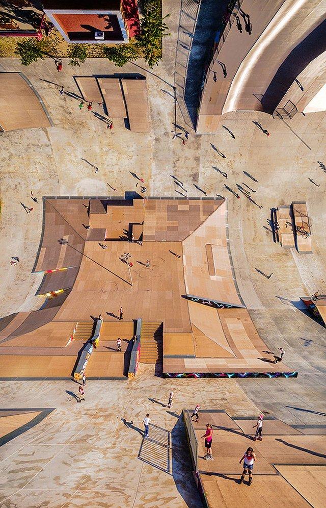 Панорамні знімки з дрона в незвичайному форматі - фото 329983