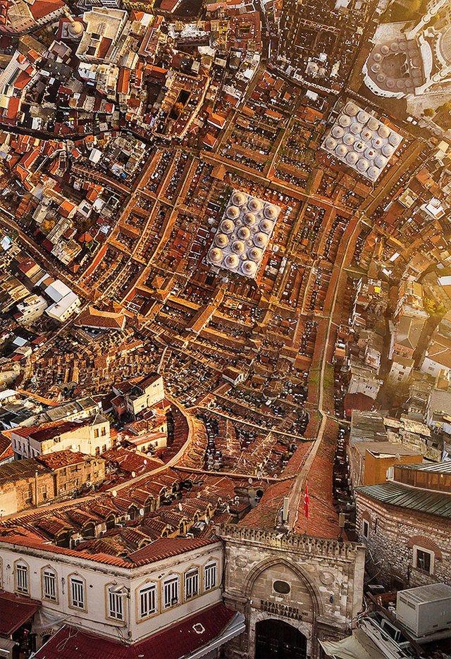 Панорамні знімки з дрона в незвичайному форматі - фото 329984
