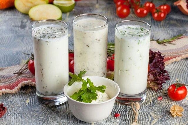 Айран турецький напій  - фото 330003