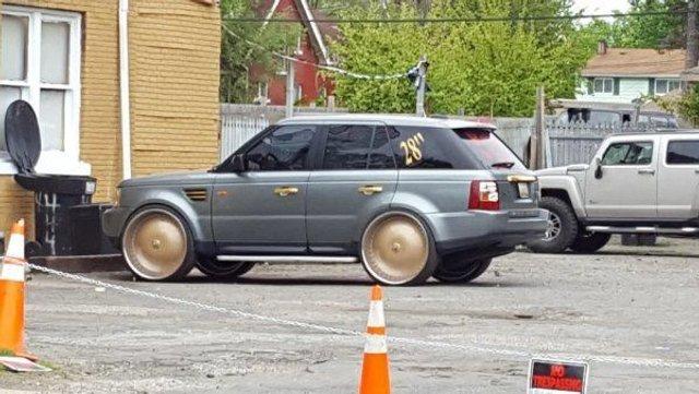 Range Rover у тюнінгу  - фото 330025