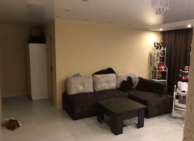 Хлопець перетворив хрущовку на шикарну квартиру-студію - фото 330221