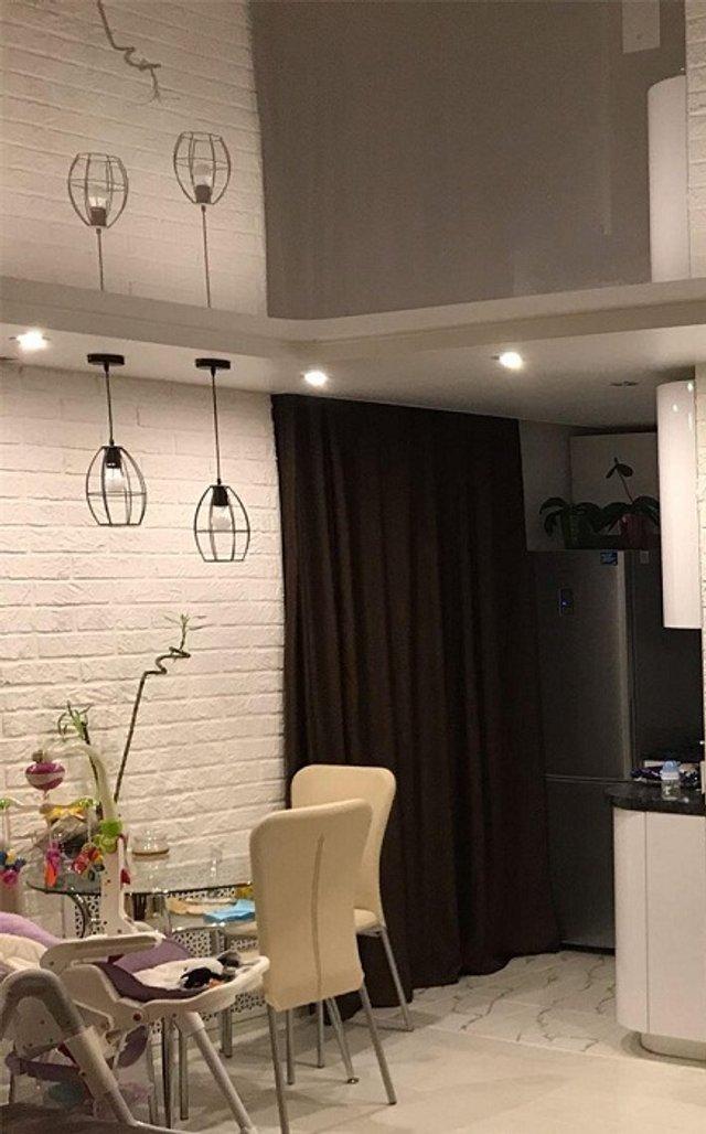 Хлопець перетворив хрущовку на шикарну квартиру-студію - фото 330226