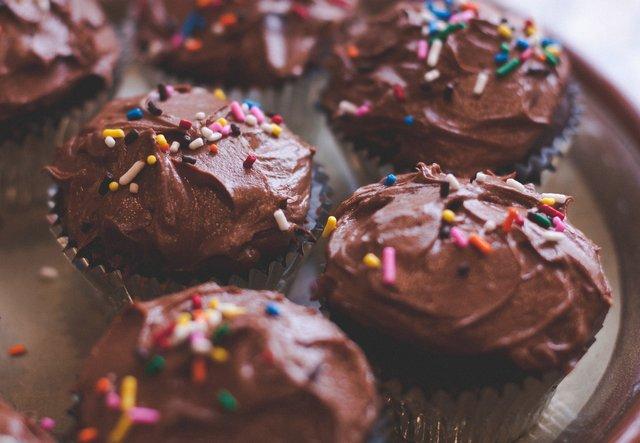 Шоколадні мафіни: найсмачніший рецепт - фото 330389