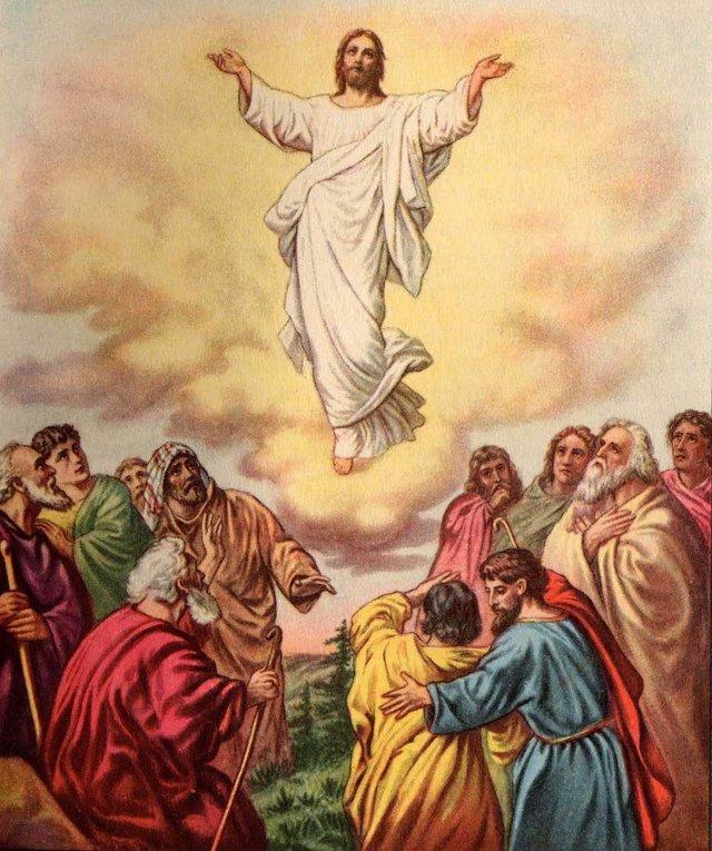 Сьогодні святкують Вознесіння Господнє - фото 330466