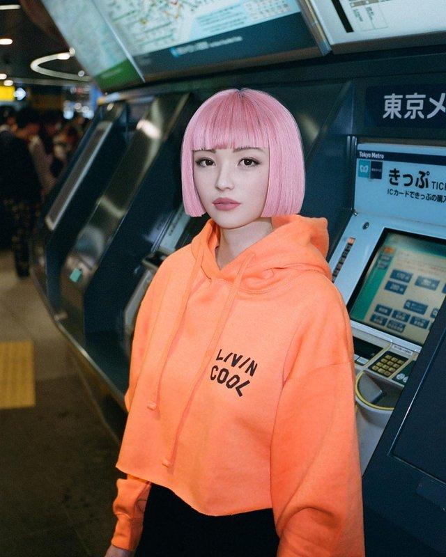 Наче справжня людина: у Японії створили віртуальну модель - фото 330617