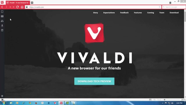 Vivaldi browser  - фото 330652
