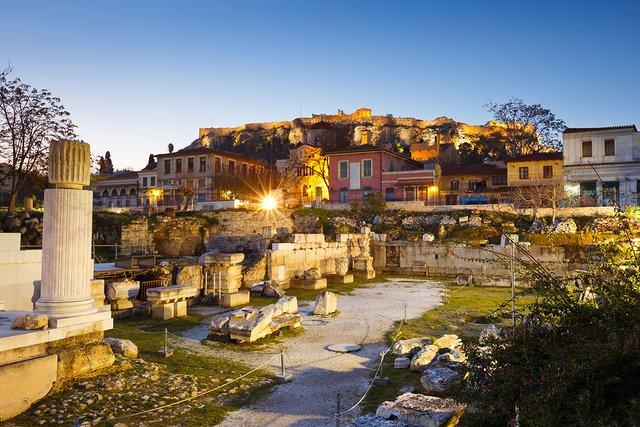 Відпочинок у Греції: 10 причин відвідати Афіни - фото 330709