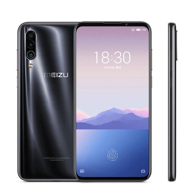 Смартфон Meizu 16Xs отримав потужний процесор - фото 330760