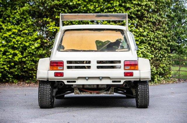 Родом з вісімдесятих: на аукціоні продадуть новий MG Metro 6R4 - фото 330792