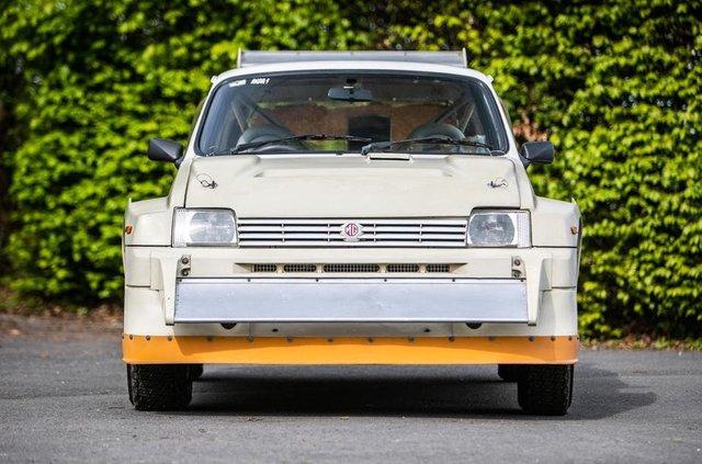 Родом з вісімдесятих: на аукціоні продадуть новий MG Metro 6R4 - фото 330794