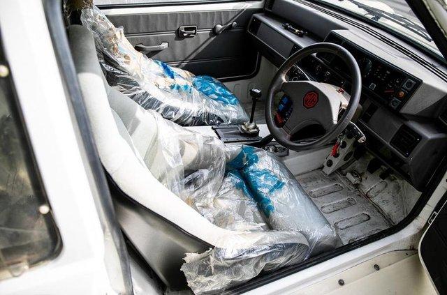 Родом з вісімдесятих: на аукціоні продадуть новий MG Metro 6R4 - фото 330796