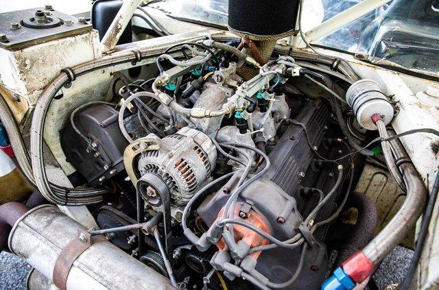 Родом з вісімдесятих: на аукціоні продадуть новий MG Metro 6R4 - фото 330797