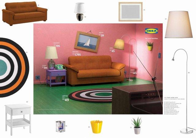 Друзі, Сімпсони та Дуже дивні справи: IKEA відтворила популярні інтер'єри з серіалів - фото 330828