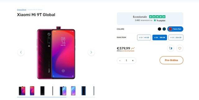 Стала відома ціна Xiaomi Mi 9T, і вона вас вразить - фото 331201