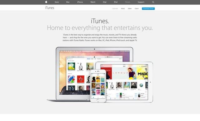 Apple відмовиться від iTunes - фото 331215