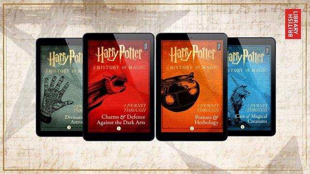 Чотири нових eBook-історії про Гаррі Поттера - фото 331303