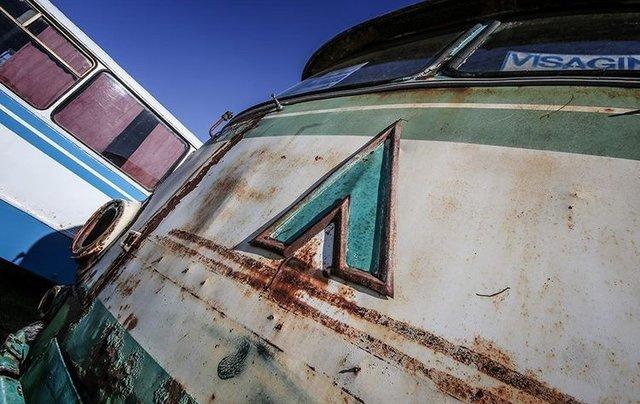На звалищі знайшли унікальний львівський автобус - фото 331726