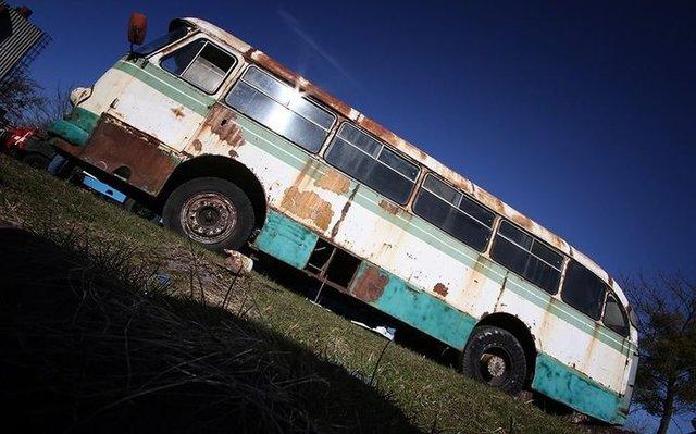 На звалищі знайшли унікальний львівський автобус - фото 331728