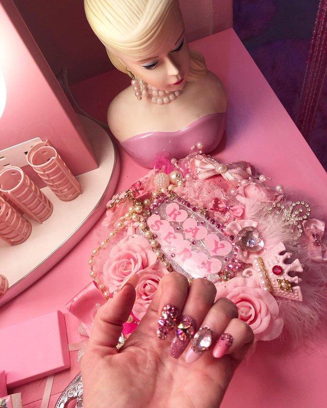 Рожеве життя: американка-барбі підкорює мережу - фото 331836