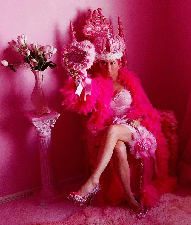 Рожеве життя: американка-барбі підкорює мережу - фото 331838