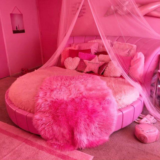 Рожеве життя: американка-барбі підкорює мережу - фото 331845