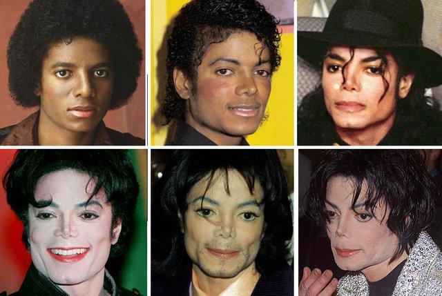 Як би зараз виглядав Майкл Джексон, якби не робив операцій - фото 331880
