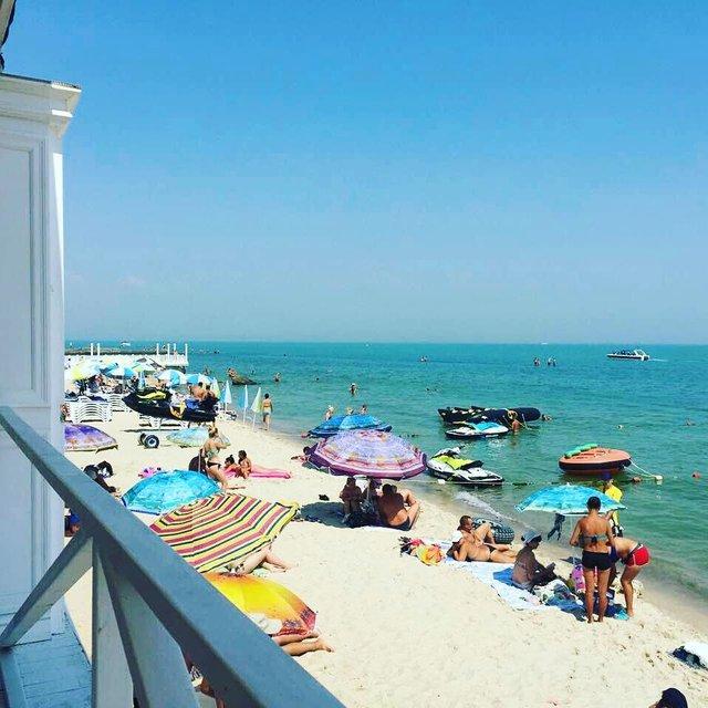 пляж - фото 331990