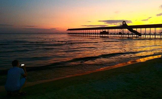 пляж Коблево - фото 331994