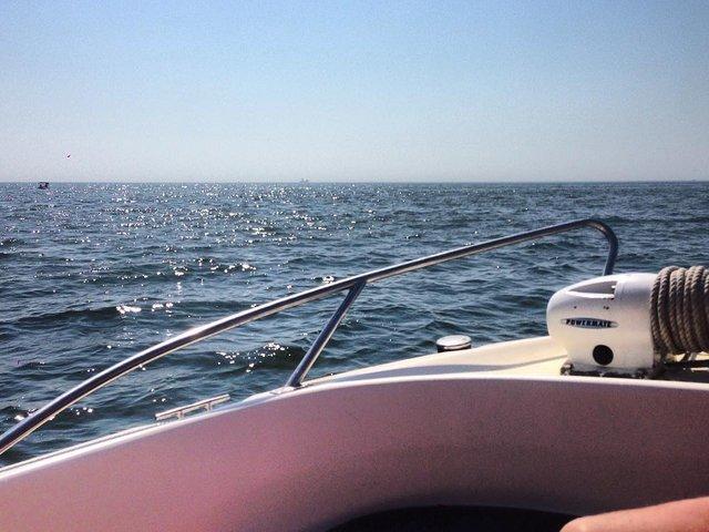 у відкритому морі - фото 331995
