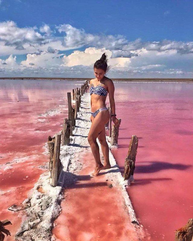 Рожеві озера - фото 331999