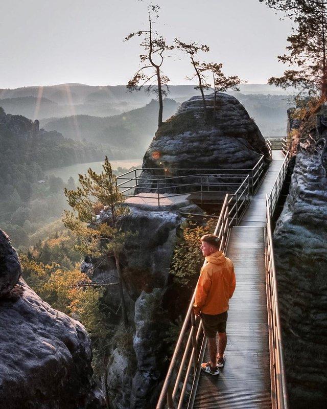 Фотограф з Німеччини показує подорожі світом: яскраві фото - фото 332095