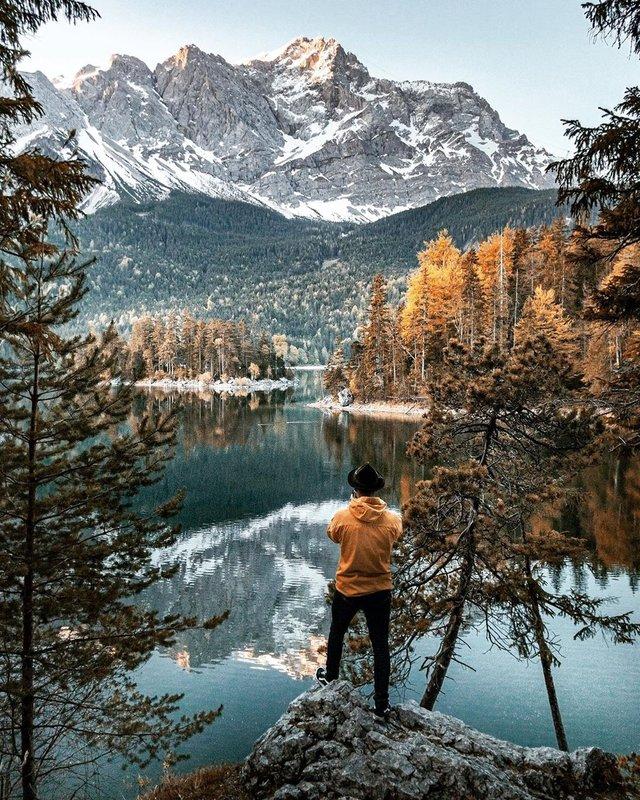 Фотограф з Німеччини показує подорожі світом: яскраві фото - фото 332096