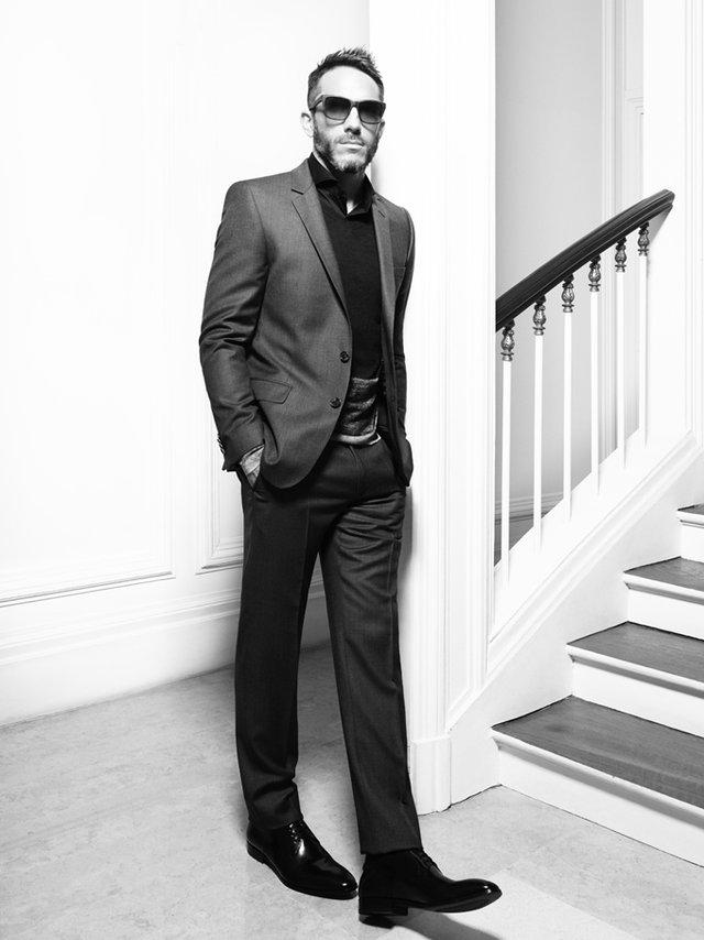 Охоронець Карла Лагерфельда став обличчям бренду Karl Lagerfeld - фото 332132