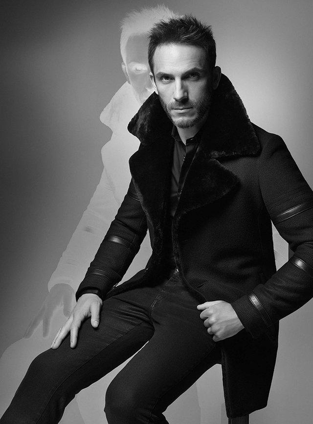 Охоронець Карла Лагерфельда став обличчям бренду Karl Lagerfeld - фото 332134