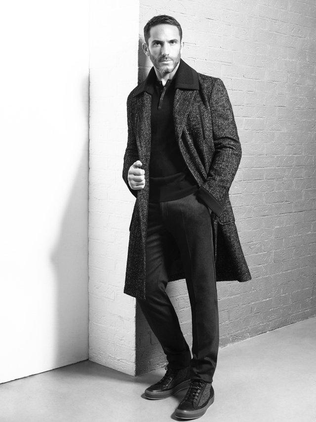 Охоронець Карла Лагерфельда став обличчям бренду Karl Lagerfeld - фото 332135