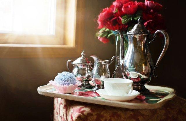 Користь ромашкового чаю - фото 332199