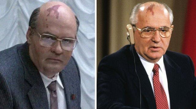 Давид Денсік – Михайло Горбачов - фото 332259