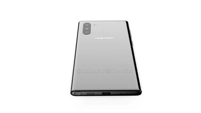 Samsung Galaxy Note10: розсекречено дизайн нового флагмана - фото 332342