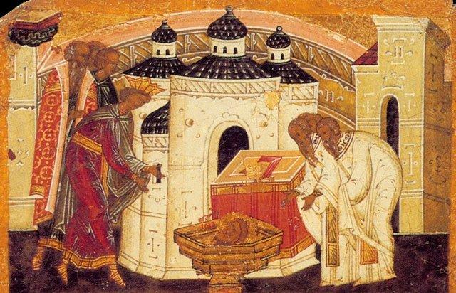 7 червня  відзначають Святкування на честь Третього набуття глави Предтечі і Хрестителя Господнього Іоанна - фото 332385